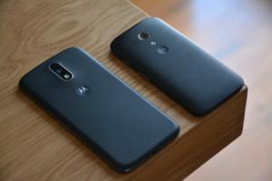 celulares Motorola resolución de imagen