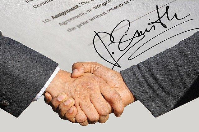 Firma electrónica Vs. firma manuscrita