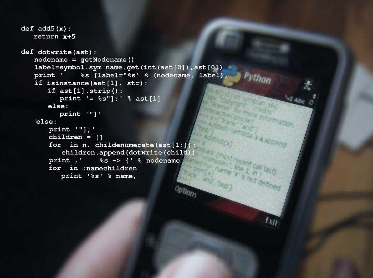 ¿Qué es Python y qué se puede hacer con este lenguaje de programación?