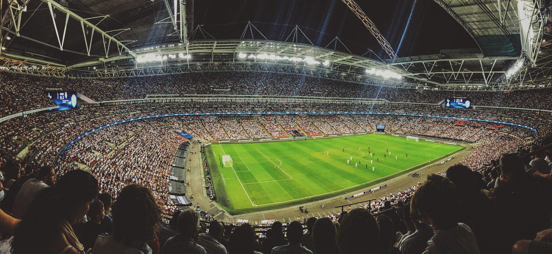 Audiencia en el futbol